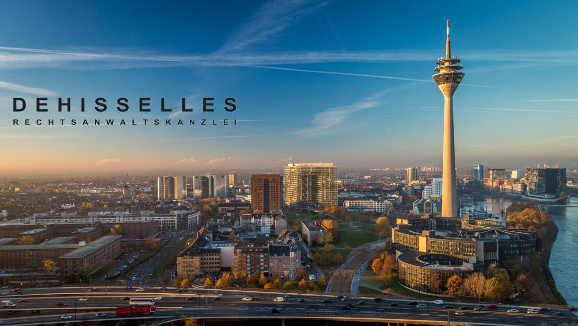 Kanzlei für IT-Recht und gewerblichen Rechtsschutz in Düsseldorf